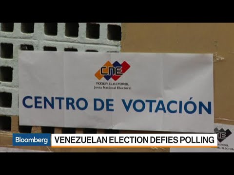 The Murky Circumstances Surrounding Venezuela's Election