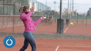 Tennis Forehand Tutorial - Continental Grip