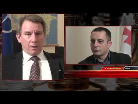 Пограничная ZONA: Руководитель офиса НАТО на Южном Кавказе Уильям Лахью Ведущий: Егор Куроптев