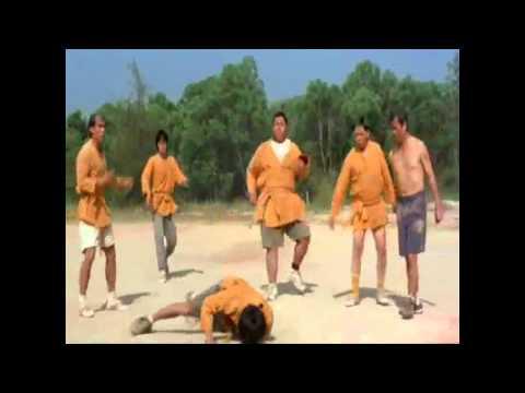 фрагмент из фильма Убойный футбол
