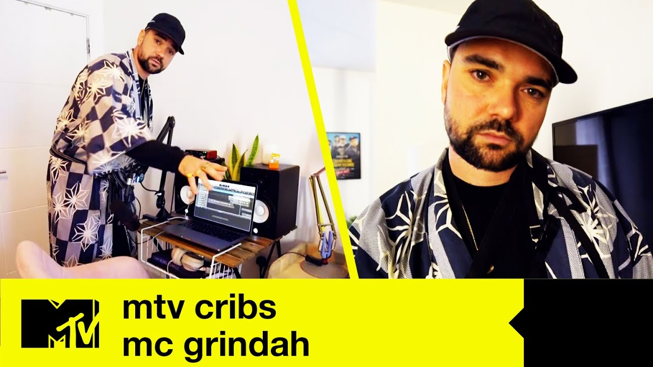 Download EP #8: MC Grindah's London Lad Yard | MTV Cribs