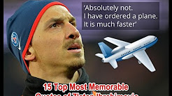 zlatan ibrahimovic about his birthday present to his wife funny