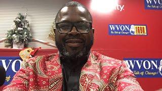 Watch The WVON Morning Show...Should we trust White men with Black School Children?
