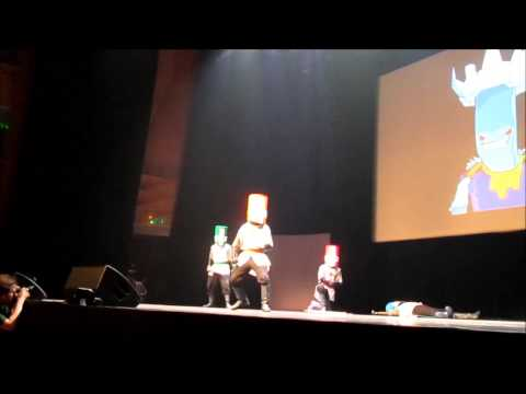 Animecon XI - Show Competition - Castle Crashers