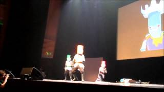 Animecon XI - Esityskilpailu - Castle Crashers