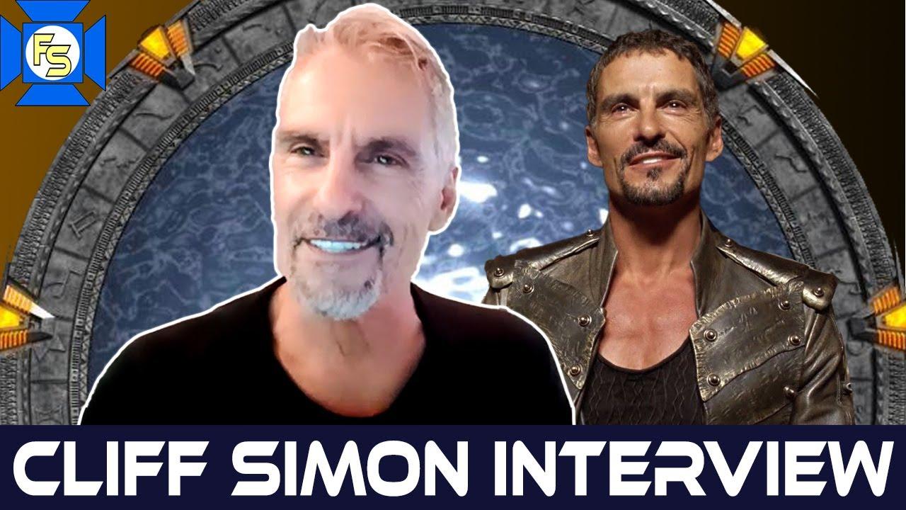 cliff simon stargate sg 1 into the unknown interview