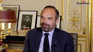 Gilles BOYER répondant au message d'Édouard PHILIPPE, Premier Ministre