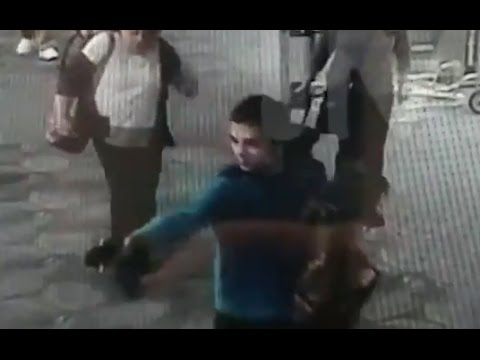 Fort Lauderdale Airport Shooting Surveillance Video