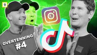 TikTok, React og Instagram Styrer dagen Min - OVERTENNING m/ Farley & Flesvig