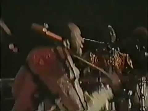 Earth, Wind and Fire Live 1978 Pt 1