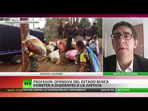 Ascienden a 12 los disidentes de las FARC muertos en una operación del Ejército de Colombia