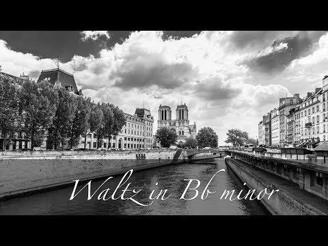 Contemporary Romantic Piano Music 'Take that Frédéric' Original Composition by Martin Starson