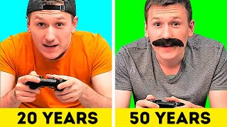 HILARIOUS THINGS ALL MEN DO REGARDLESS OF THEIR AGE || Relatable Comedy by 5-Minute FUN