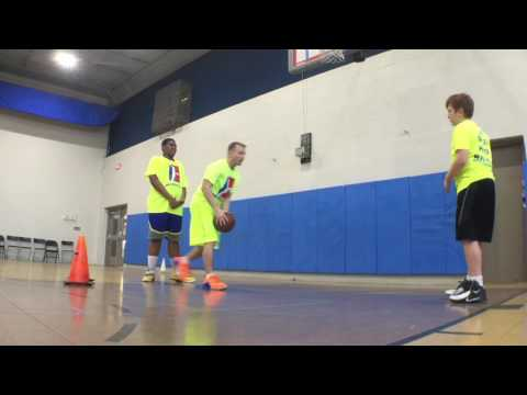 Up and Under Kevin Mchale Basketball Move  TDBA