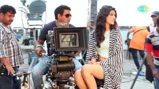 Heropanti | Whistle Baja | Video Song Making | Tiger Shroff, Kriti Sanon