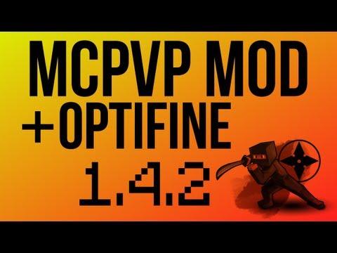 minecraft mcpvp mod 1.4.2