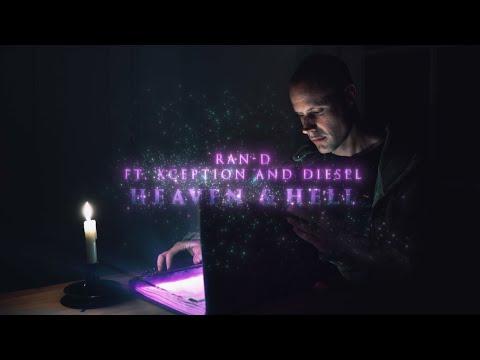Смотреть клип Ran-D Ft. Xception & Diesel - Heaven & Hell