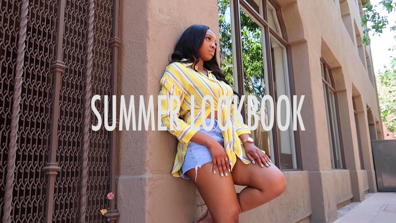 SUMMER LOOKBOOK 2019 | OUTFIT IDEAS 1