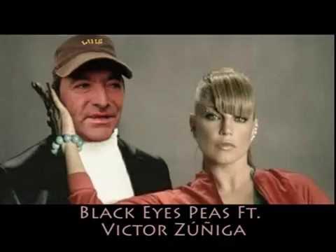 Black Eyes Peas - Un Manjah -  Ft. Victor Zuñiga (Un manjar)
