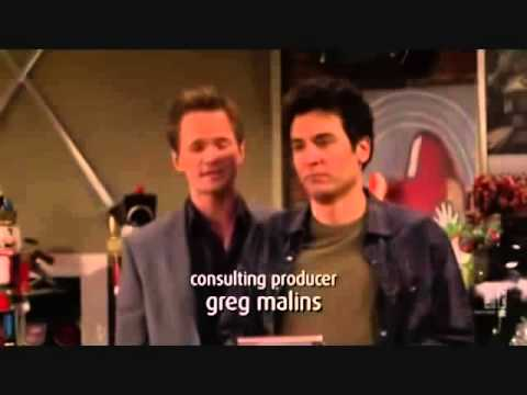 Barney's Christmas Songs - How I Met Your Mother