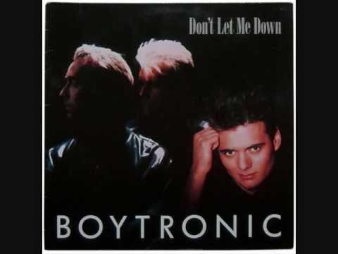 Клип Boytronic - Don't Let Me Down