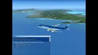Los Angeles to Hawaii in 3 minutes