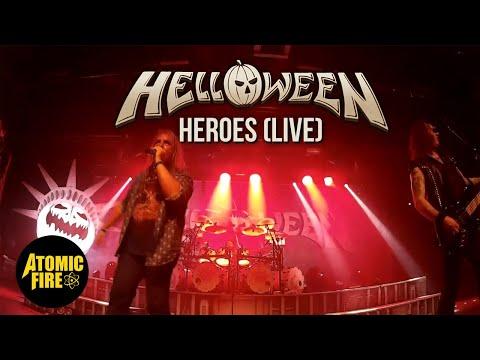 HELLOWEEN - Heroes (OFFICIAL LIVE BOOTLEG)