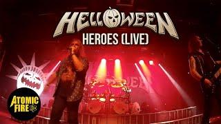 HELLOWEEN - Heroes (live)