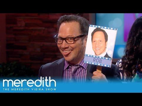 "Rob & Patricia Schneider Play ""The Perfect Match!"" | The Meredith Vieira Show"