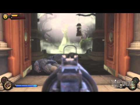 Tilt Talks: Brett Claywell plays Bioshock with Courtnee Draper Episode 2