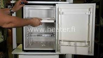 Dometic Coolmatic CRE50, CRE65, CRE80 sarjan jääkaapit