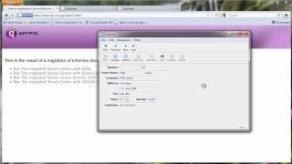 "Modernizing the IBM Informix 4GL ""stores demo"" with Genero"