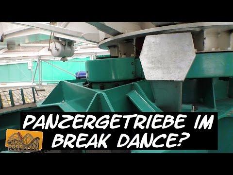 Bremer Osterwiese 2017 – Panzergetriebe im Break Dance? | Funfair Blog [HD]