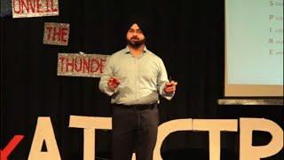 Subconscious graduation tools | Author Sherry | TEDxAIACTR
