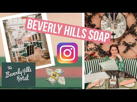 Beverly Hills Soap ( Instagram Inspired ) | Royalty Soaps