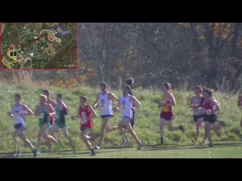 Cross Country Mideast DIII Regionals 2016