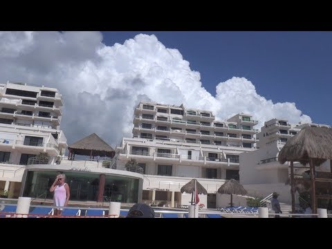 Rental review villas marlin cancun youtube for Villas marlin cancun