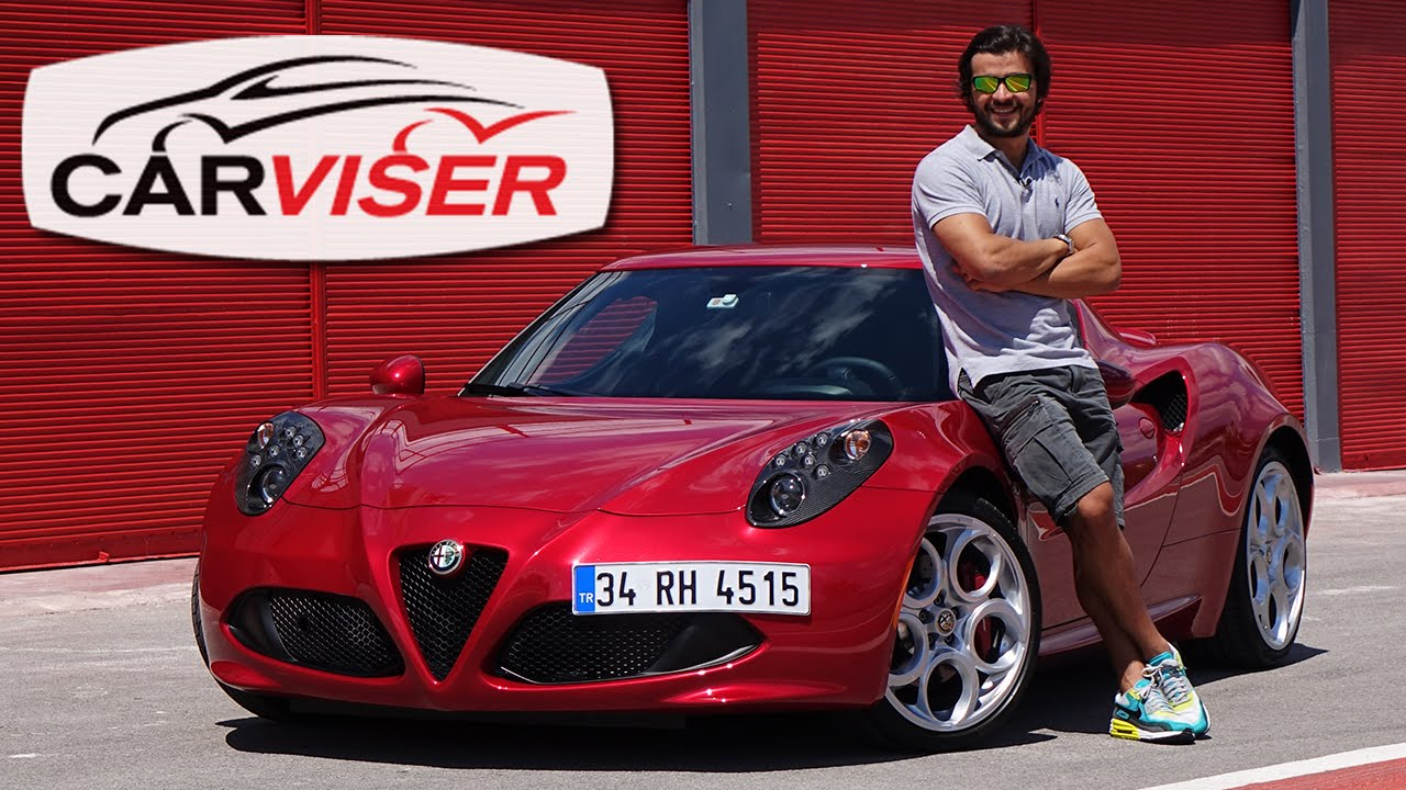 alfa romeo 4c test s r review english subtitled youtube. Black Bedroom Furniture Sets. Home Design Ideas