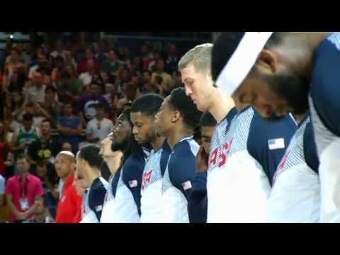 USA Basketball Men wins 2014 FIBA World Cup Gold Medal