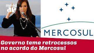 Com possível vitória de Kirchner, governo discute nesta terça alternativas ao Mercosul