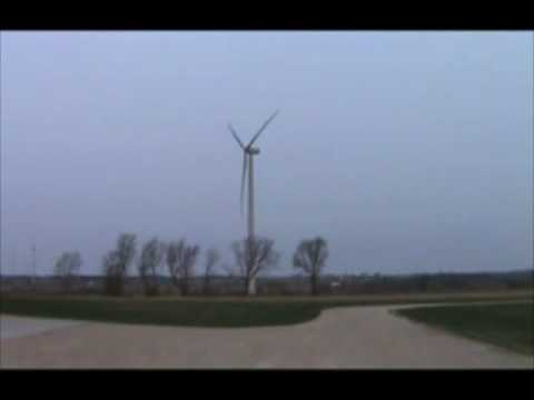 What Wind Turbines Sound Like | Wind Energy Videos