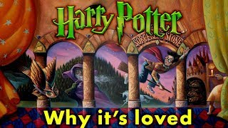 Harry Potter DOES NOT Suck - Why people love the books
