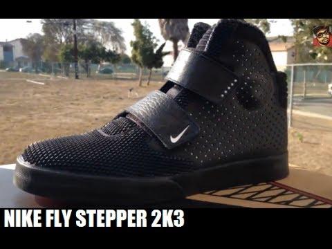 pretty nice 621fd 903c2 Nike fly stepper 2k3 (Kanye West Lifestyle Shoe) - YouTube