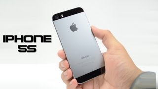 iPhone 5s Space Gray [64GB] Unboxing & First Look