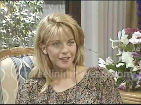 Meg Ryan Interview 1989 (When Harry Met Sally) Brian Linehan's City Lights