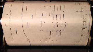 At Sundown 1927 Pop Hit By Walter Donaldson  4 Hand Player Piano Roll Arrangement