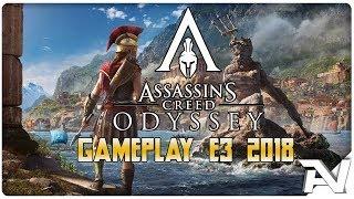 Assassins Creed Odyssey: Official E3 Gameplay + Meine Meinung [German/HD+]