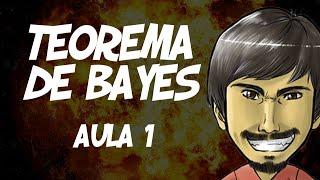 Teorema de Bayes - Aula 1: Características (Probabilidade a Priori, Condicional e Conjunta)
