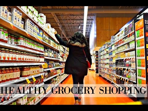 HEALTHY GROCERY FOOD SHOPPING ON A BUDGET | What to Eat to Lose Weight