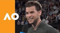 "Dominic Thiem: ""You need some luck to beat Nadal!"" 